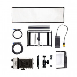 ALADDIN - BI-FLEX 4 FABRIC Kit (200W Bi-Color) V-Mount