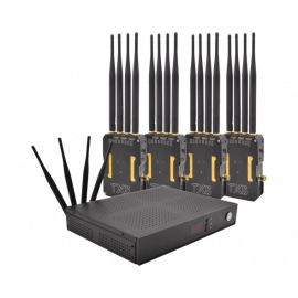CVW - BeamLink Quad Rack Kit
