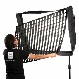 DOP CHOICE - SNAPGRID 40° LOUVER POUR CHIMERA LED 1x1 KIT