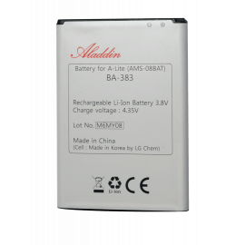 ALADDIN - Changeable Battery for New A-LITE
