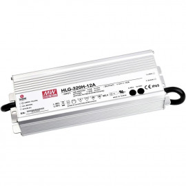 Mean Well - Alimentation 24V-320W-13,5A