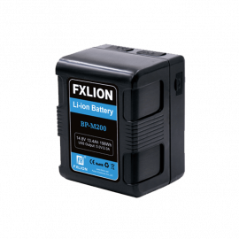 FXLION - 198Wh Square V mount Battery BP-M200