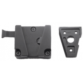 CVW - V-lock set including screws