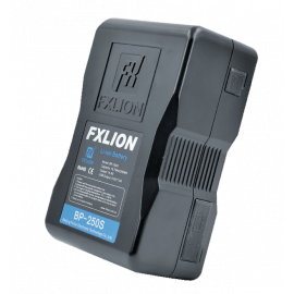 FXLION - COOL BLACK V‐mount li‐ion battery, 14.8V, 250Wh