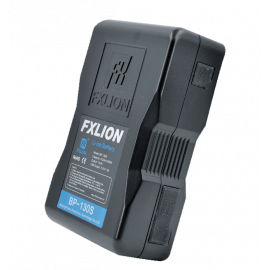 FXLION - COOL BLACK V‐mount li‐ion battery, 14.8V, 130Wh