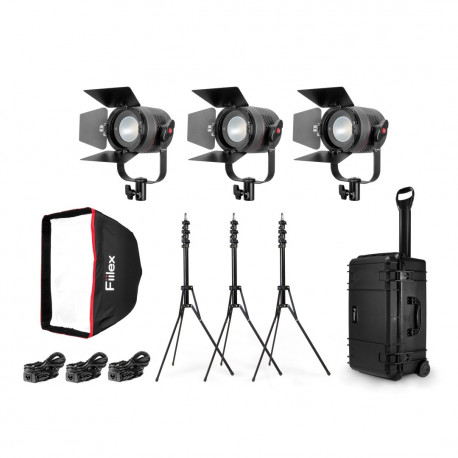FIILEX - K301 Pro Plus Travel Kit (3-P360PP)