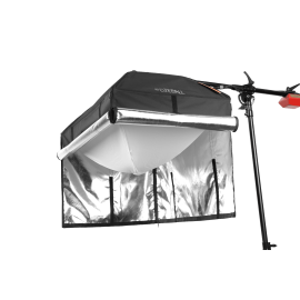 FOMEX - LiteBall for FL1200 w/Cover including carrying bag