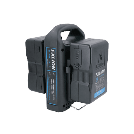 FXLION - Mono‐channel V‐mount battery fast charger
