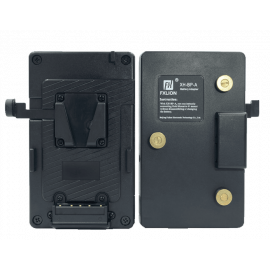 FXLION - Dual-channel V-mount battery adapter