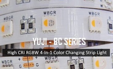 yuji led ribbon yuji vtc series lighting
