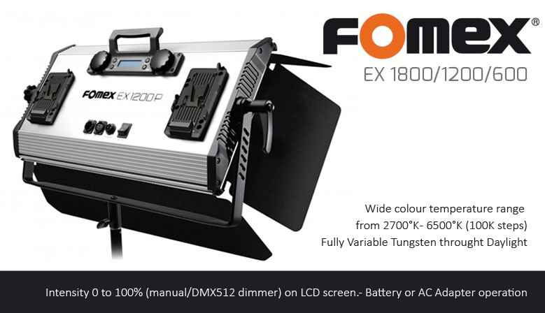 FOMEX - EXP LED Light KITS